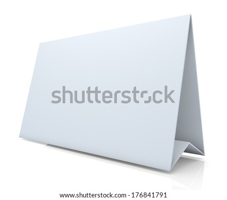 3d matte clean white papers carton wide desk display in isolated background with work paths, clipping paths included  - stock photo