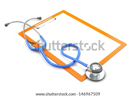 3D Medical concept  - stock photo
