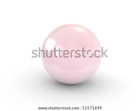3D pearl - pink version