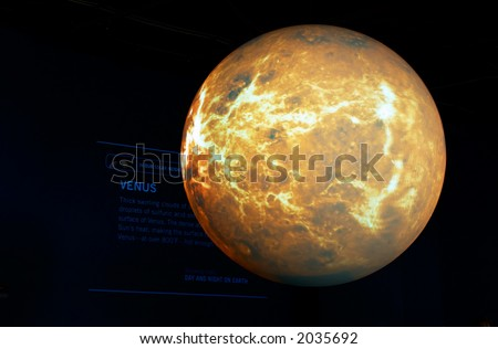 3D photo of Venus. More with keyword group16a