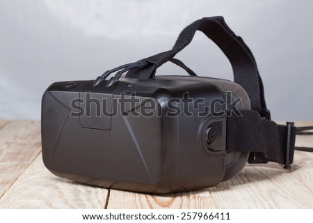 3d reality goggles