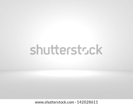 3d render blank trade show booth for designers. Background empty room with space for your text and picture. - stock photo