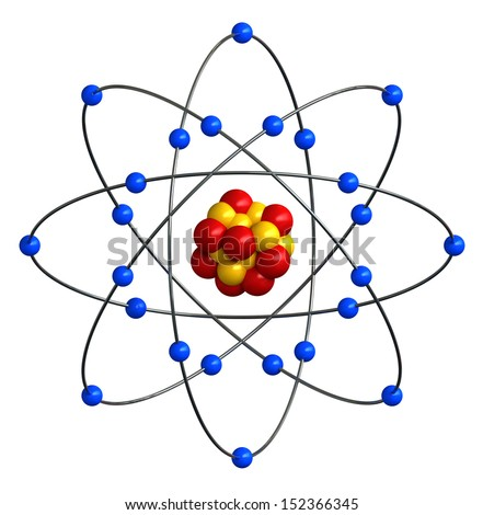 Stock Images similar to ID 172290956 - molecule model 3d ...