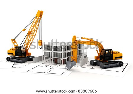 construction equipment stock photos images pictures shutterstock. Black Bedroom Furniture Sets. Home Design Ideas
