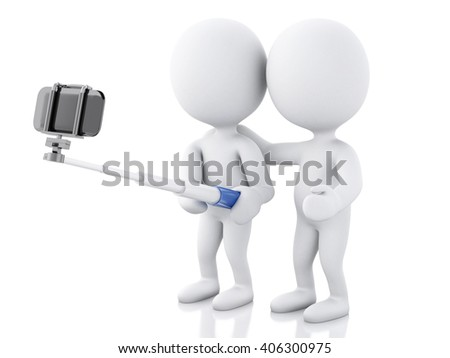 forecast 3d little human characters x2 stock illustration 112905649 shutterstock. Black Bedroom Furniture Sets. Home Design Ideas