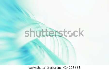 3D rendering, abstract background design - stock photo