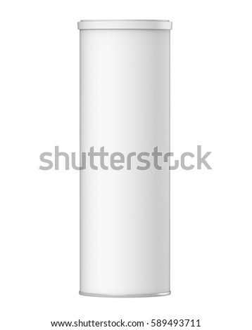 Cylinder stock images royalty free images vectors for Cylinder packaging template