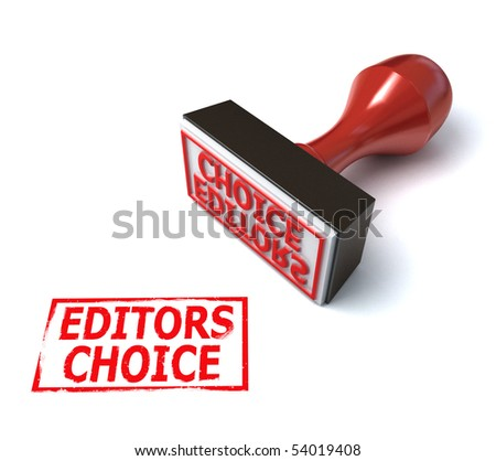 3d stamp editors choice