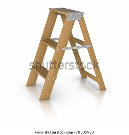 Step Ladder Stock Images Royalty Free Images Amp Vectors