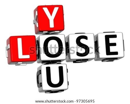 【lose】の意味
