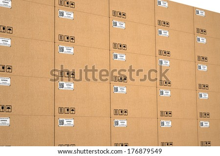delivery concept - stock photo