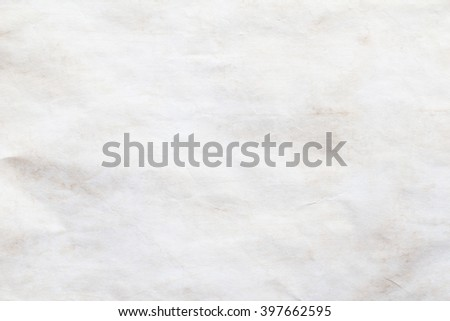 dirty old paper texture paper texture background rough not smooth. - stock photo