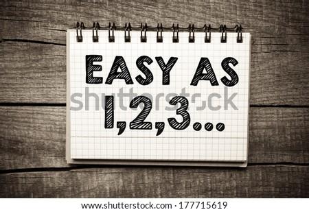 Easy essay 123