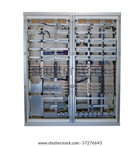 breaker box stock images, royalty free images & vectors shutterstock Fuse Breaker Box electricity distribution box with wires and circuit breakers (fuse box) fuse breaker box