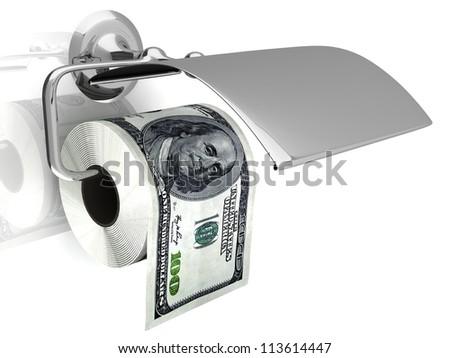Expensive Toilet Paper Stock Illustration 113614447 - Shutterstock