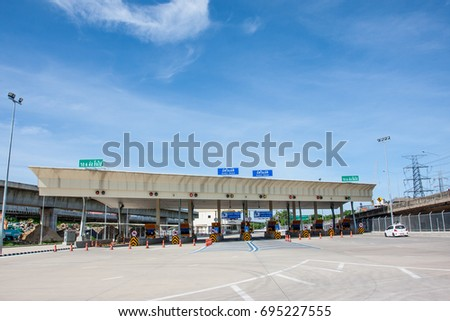 how to pay for toll way