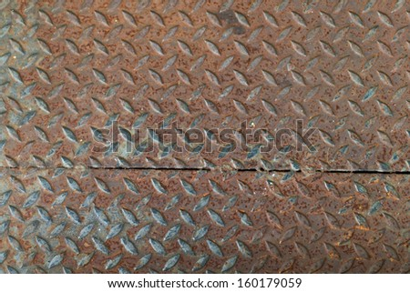 floor plate - stock photo