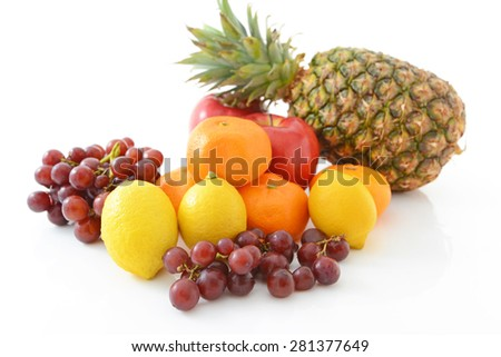 ?Fresh fruits