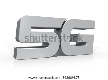 5G - stock photo