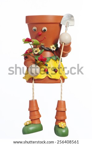 garden decoration - stock photo