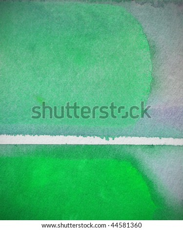 green grunge    abstract watercolor background
