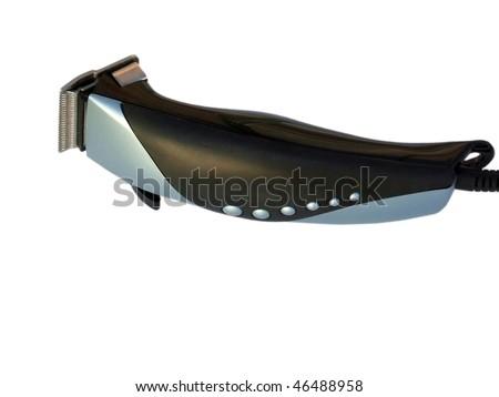 hair clipper - stock photo