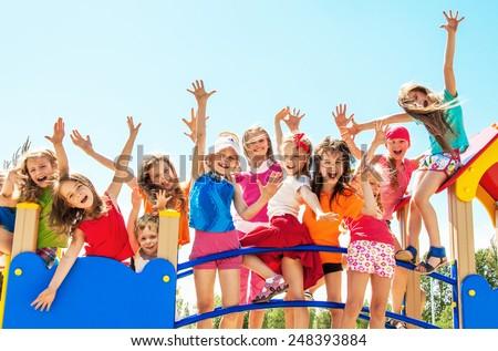 happy children 写真素材 248393884 shutterstock