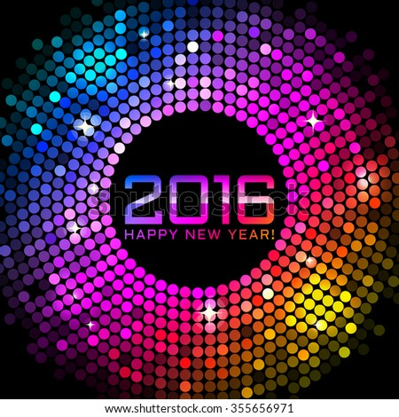 abstract background disco lights design stock vector 156278552