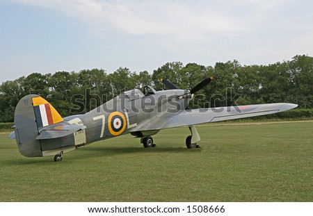 1941 Hawker Hurricane