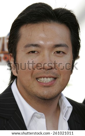 "06/04/2006 - Hollywood - Justin Lin attends the Los Angeles Premiere of ""The Fast and the Furious: Tokyo Drift"" held at the Universal Studios in Hollywood, California, United States."