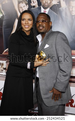 """12/04/2010 - Hollywood - Martin Lawrence at the World Premiere of """"Death At A Funeral"""" held at the Arclight Cinerama Dome in Hollywood, California, United States. - stock photo"""