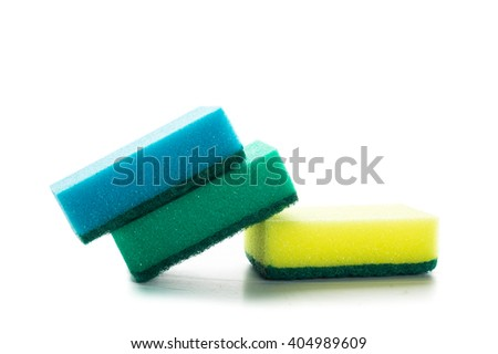 household cleaning sponge for cleaning