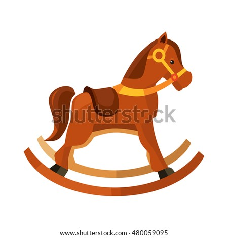 Vintage Rockinghorse Stock Photo 49096705 Shutterstock