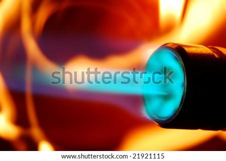 incendiary - stock photo