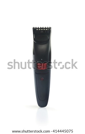Indian Made Electric Hair Trimmer and Shaver  - stock photo