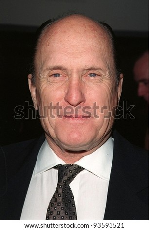 "14JAN98: Actor ROBERT DUVALL at the L.A. Film Critics Assoc. Awards where he won the Best Actor award for ""The Apostle."""