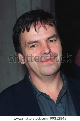 "11JAN99:  Director NEIL JORDAN at the premiere of his new movie ""In Dreams"" in Los Angeles.  Paul Smith / Featureflash"