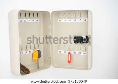 Key Cabinet Stock Images, Royalty-Free Images & Vectors | Shutterstock