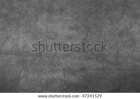 leather texture grey for background - stock photo