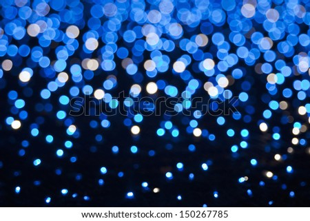 lights - stock photo