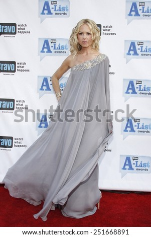 05/04/2009 - Los Angeles - Rachel Zoe at the Bravo's 2nd Annual A-List Awards held at the Orpheum Theater in Los Angeles, California, United States.  - stock photo