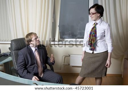 office love affairs