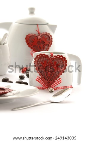 Love recognition. - stock photo
