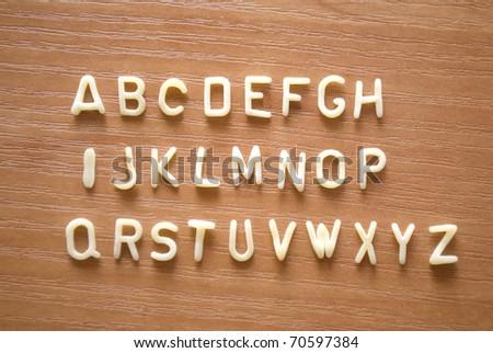 macaroni - stock photo