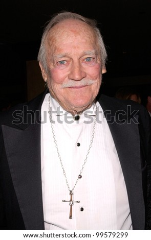 11MAR2000: Oscar-nominated actor RICHARD FARNSWORTH at the Directors Guild of America Awards, in Los Angeles.                     Paul Smith / Featureflash
