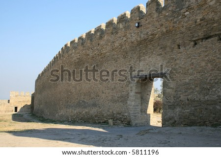 #2.Medieval Castle.Wall.