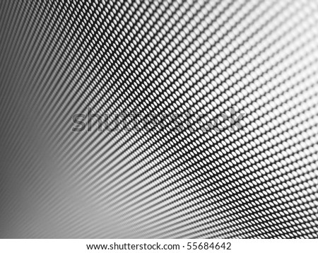 Mesh texture (shallow DOF) - stock photo