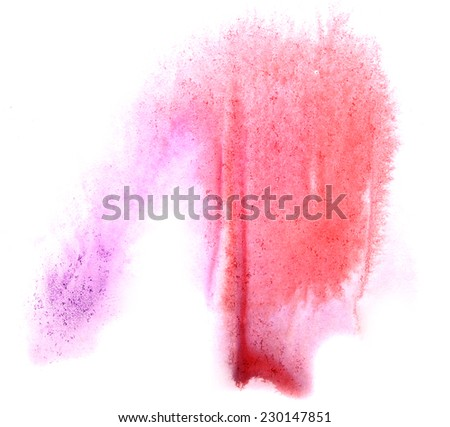 modern  red, violet  art avant-guard texture background wallpaper vintage pattern hand-drawing design seamless watercolor