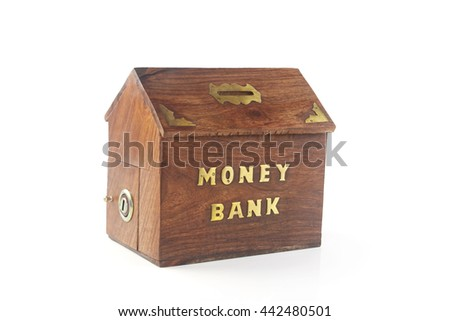 Money Box  - stock photo