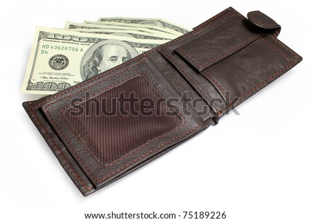 money in your wallet